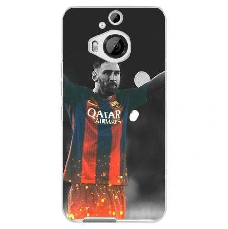 Husă Messi Fc Barca HTC One M9-Husa-Guardo.shop
