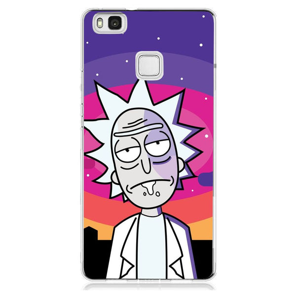 Husă Rick And Morty Psy HUAWEI P9