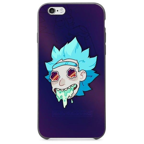 Husă Rick Drugs And Morty APPLE Iphone 5s / Iphone SE-Husa-Guardo.shop