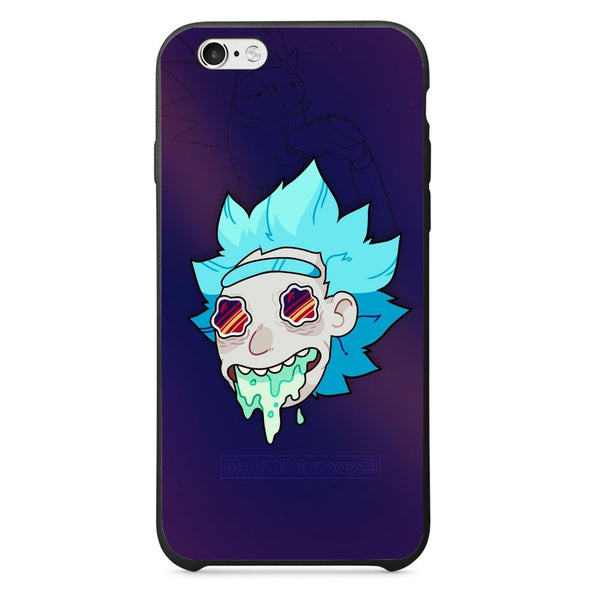 Husă Rick Drugs And Morty APPLE Iphone 6-Guardo.shop-Guardo.shop