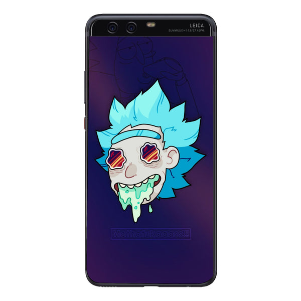 Husă Rick Drugs And Morty HUAWEI P10 Plus-Guardo.shop-Guardo.shop