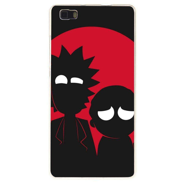 Husă Rick And Morty HUAWEI P8 Lite-Guardo.shop-Guardo.shop