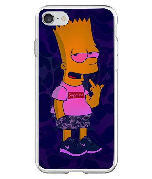 Husă Supreme_high_bart APPLE Iphone 7-Guardo.shop-Guardo.shop