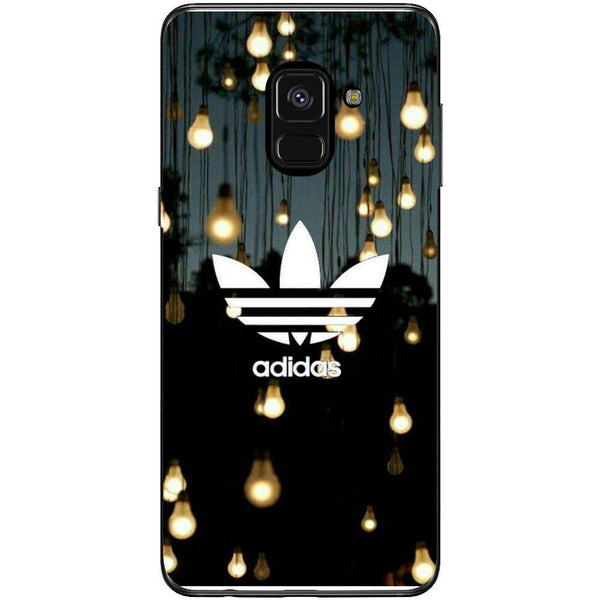 Husa Adidas Lights Samsung Galaxy A8 2018-Guardo.shop