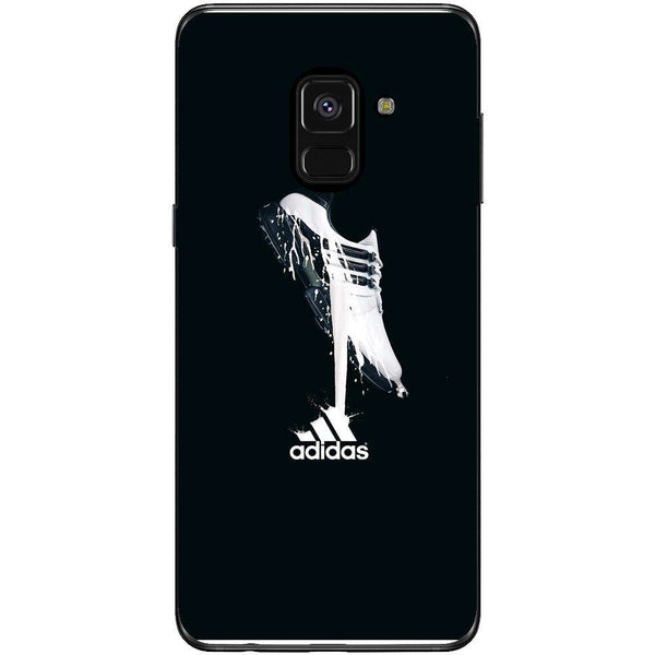 Husa Adidas sneaker paint Samsung Galaxy A8 2018-Guardo.shop