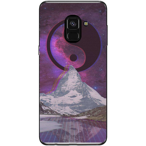 Husa Aesthetic Vapourwave Samsung Galaxy A8 2018-Guardo.shop