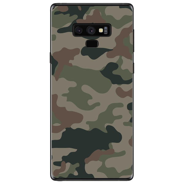 Husa Army background samsung Galaxy Note 9-Guardo.shop
