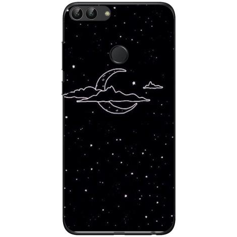Husa Black night moon Huawei P smart