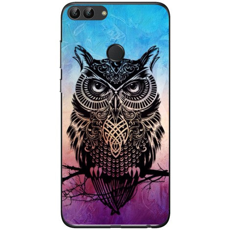 Husa Black owl Huawei P smart