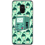 Husa Cartoon happy bmo pattern Samsung Galaxy A8 2018 Plus