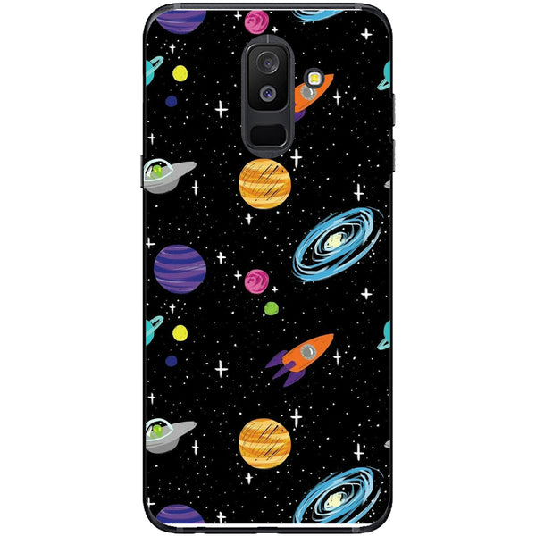 Husa Color Galaxy Samsung Galaxy A6 2018-Guardo.shop