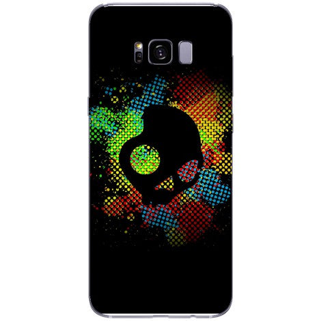 Husa Colorful skull dark art illustration Samsung Galaxy S8 Plus-Guardo.shop-Guardo.shop