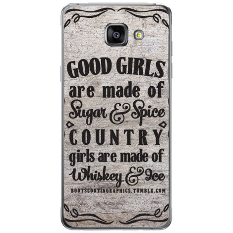 Husa Country girls outes Samsung Galaxy A5 2016-Guardo.shop-Guardo.shop