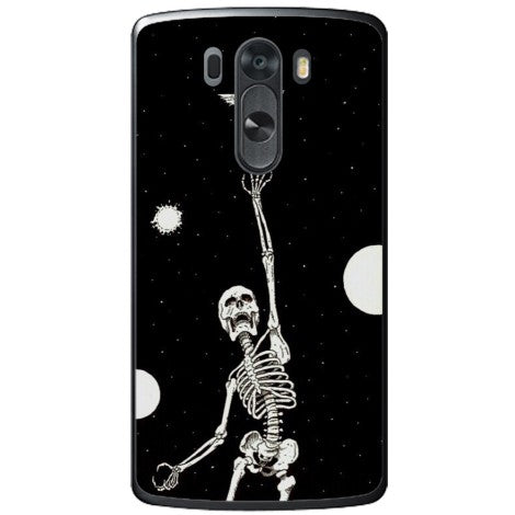 Husa Flying bird skeleton LG G3