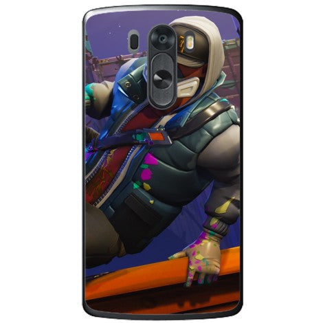 Husa Fortnite abstract skin LG G3