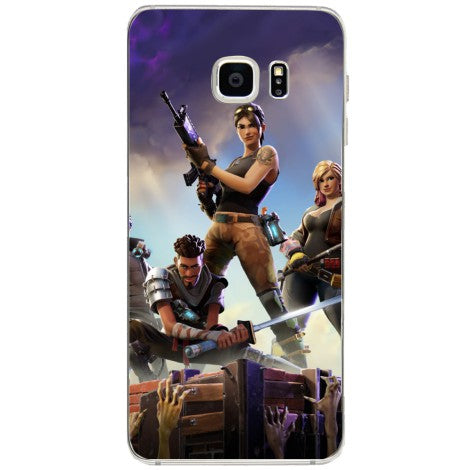 Husa Fortnite champions Samsung Galaxy S6 Edge Plus
