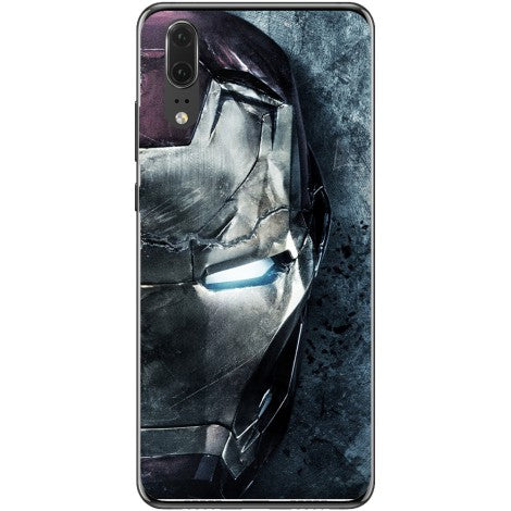 Husa Iron man mask Huawei P20