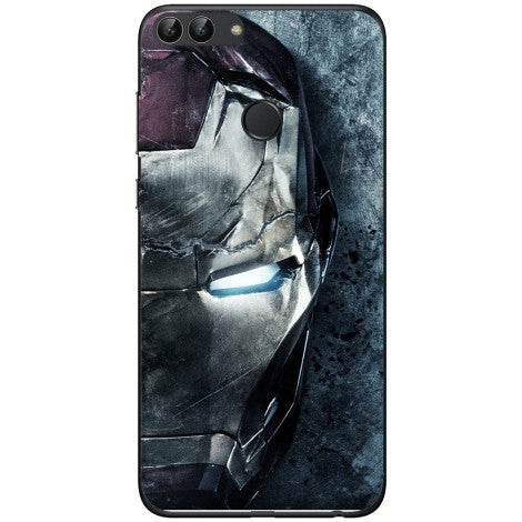Husa Iron man mask Huawei P smart