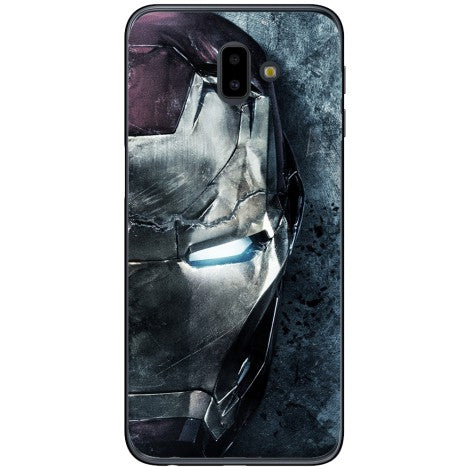 Husa Iron man mask Samsung Galaxy J6 2018 Plus