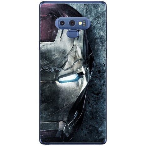 Husa Iron man mask Samsung Galaxy Note 9