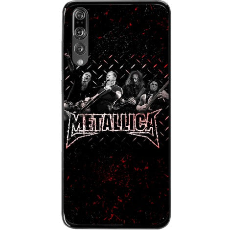 Husa Metallica rock band Huawei P20 Pro