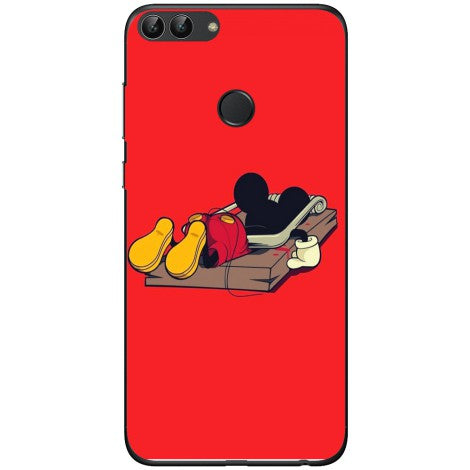 Husa Mickey mouse trap Huawei P smart