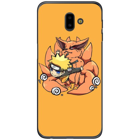 Husa Naruto and the 9 tail fox Samsung Galaxy J6 2018 Plus