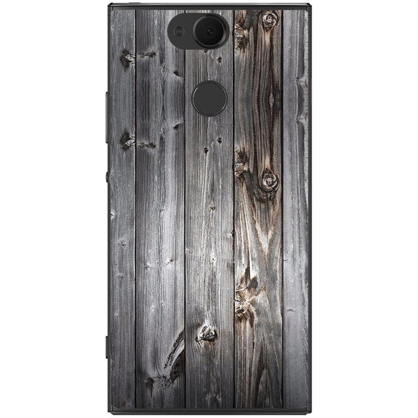 Husa Old wood background Sony Xperia XA2-Guardo.shop