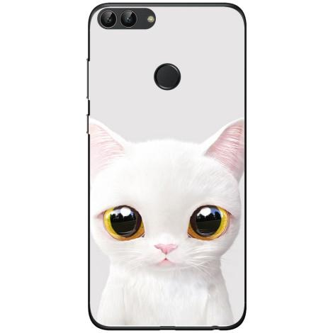 Husa Perfect eyes cat Huawei P smart