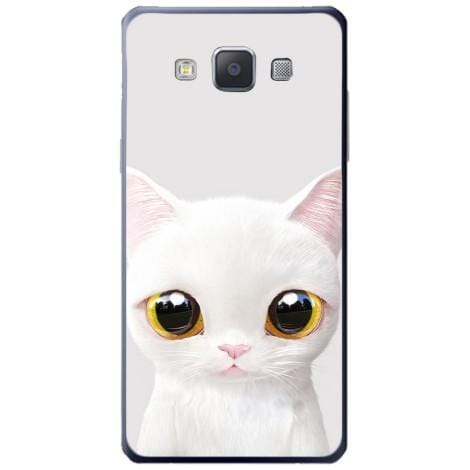 Husa Perfect eyes cat Samsung Galaxy A5-Guardo.shop-Guardo.shop