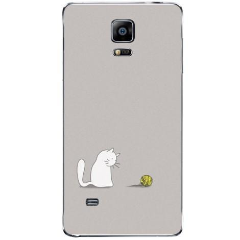 Husa Play cat Samsung Galaxy Note 4-Guardo.shop-Guardo.shop