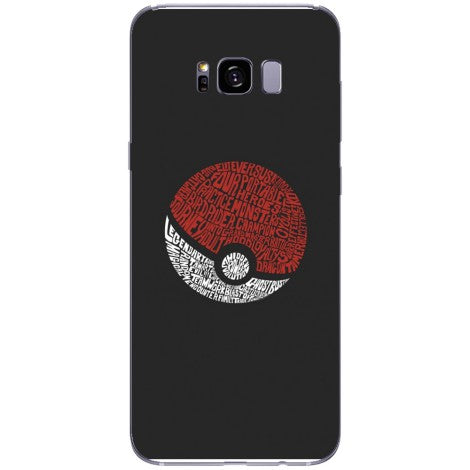 Husa Pokemon ball Samsung Galaxy S8-Guardo.shop-Guardo.shop