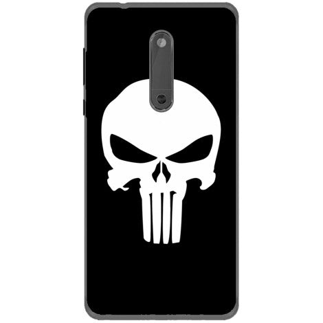 Husa Punisher logo Nokia 5