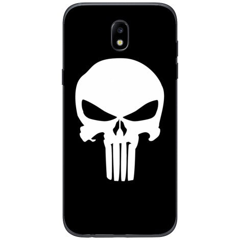 Husa Punisher logo Samsung Galaxy J7 2017