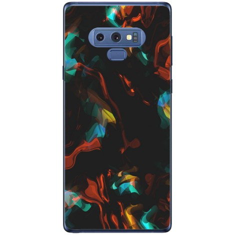 Husa Rand color pattern Samsung Galaxy Note 9