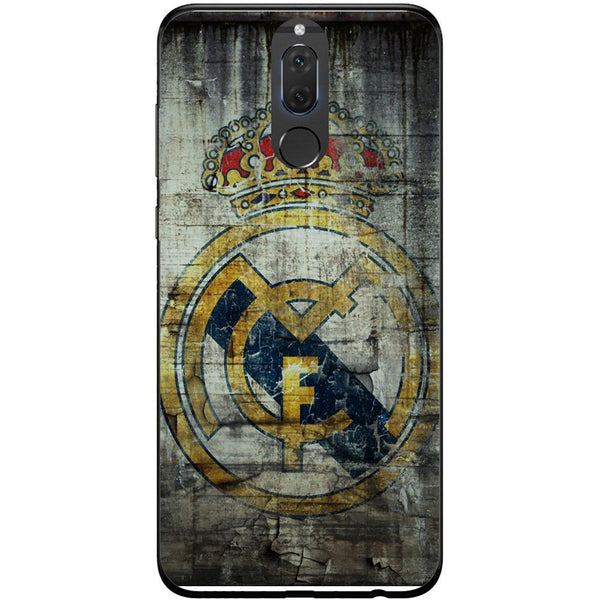 Husa Real Madrid Thrashed Huawei Mate 10 Lite