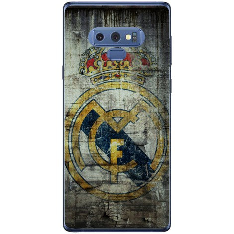 Husa Real madrid thrashed Samsung Galaxy Note 9