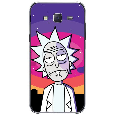 Husa Rick and morty psy Samsung Galaxy J5 2016-Guardo.shop-Guardo.shop