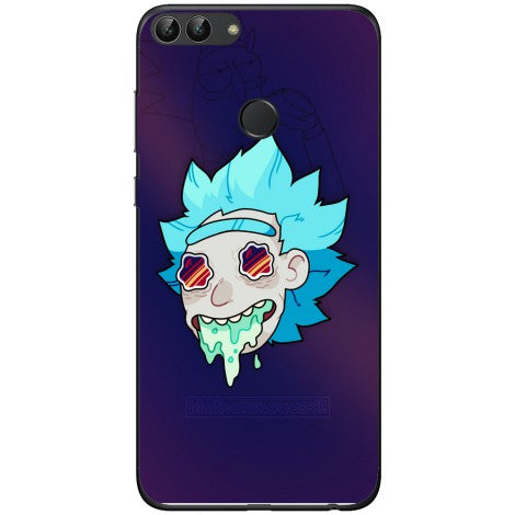 Husa Rick drugs and morty Huawei P smart