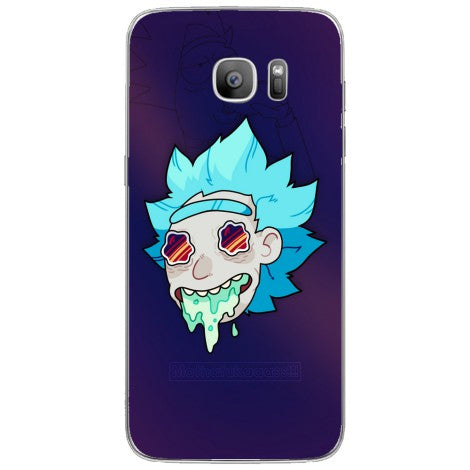 Husa Rick drugs and morty Samsung Galaxy S7 Edge-Guardo.shop-Guardo.shop