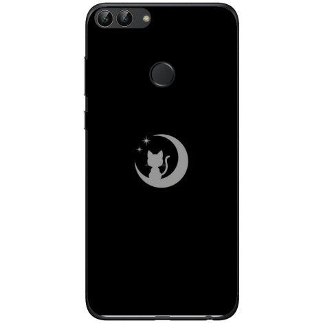 Husa Sailor moon cat Huawei P smart