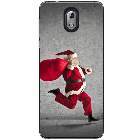 Husa Santa the thief Nokia 3.1 2018