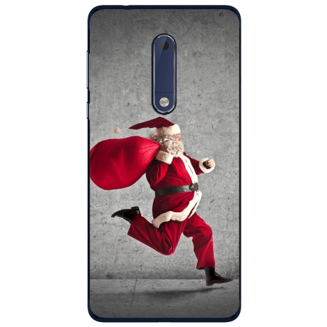 Husa Santa the thief Nokia 5