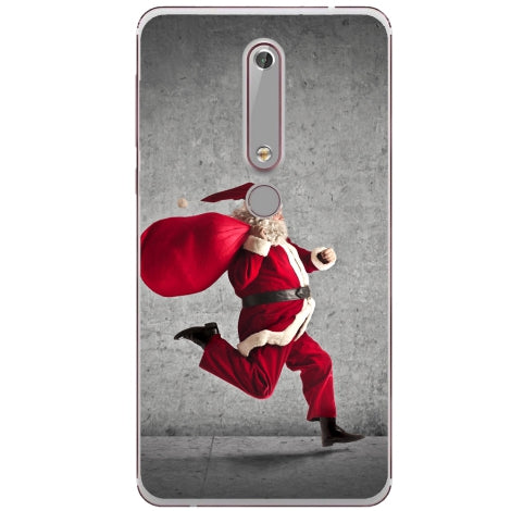 Husa Santa the thief Nokia 6.1 2018
