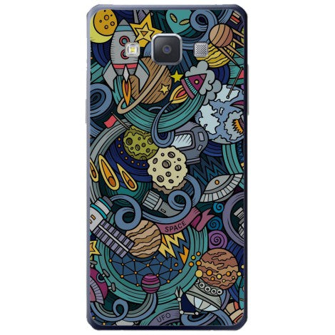 Husa Space stuff minimalist pattern Samsung Galaxy A5-Guardo.shop-Guardo.shop