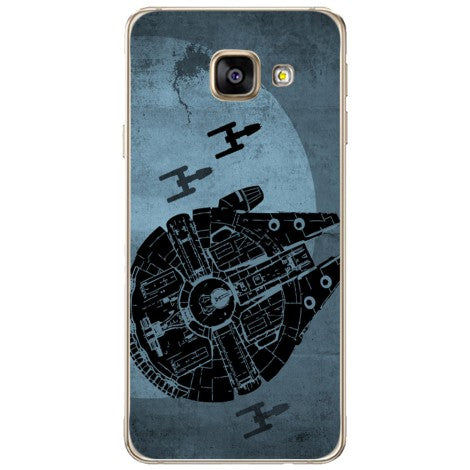Husa Star wars spaceship Samsung Galaxy A3 2016-Guardo.shop-Guardo.shop