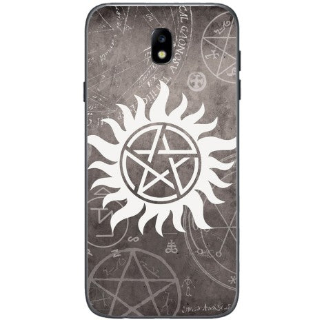Husa Supernatural protection Samsung Galaxy J3 2017-Guardo.shop-Guardo.shop