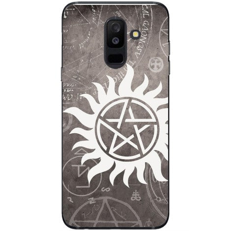 Husa Supernatural protection Samsung Galaxy J5 2017-Guardo.shop-Guardo.shop