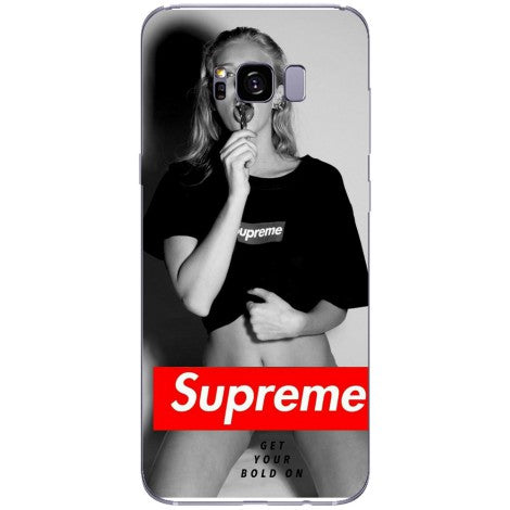 Husa Supreme girl Samsung Galaxy S8-Guardo.shop-Guardo.shop