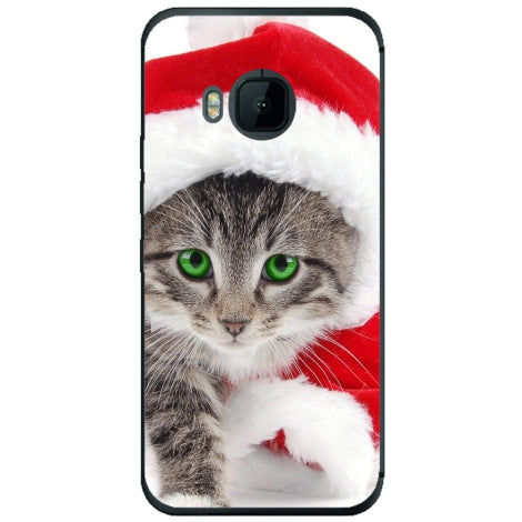 Husa X-mas Kitty HTC M9